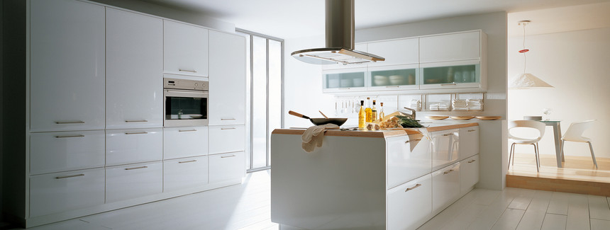 Kitchen showroom in stockport for Small house design korean